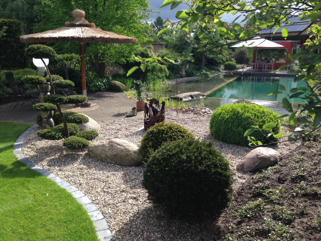 Garten Sonnenschirm war nett stil für ihr haus ideen