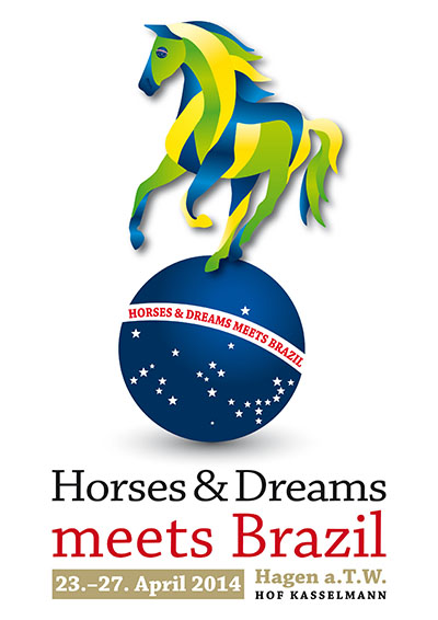 Horses & Dreams meets Brazil 2014