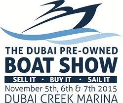 dubai preowned boatshow 2015