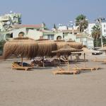 straw-parasols